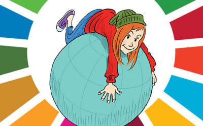 Børnebøger tager livtag med FN's 17 verdensmål