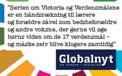 Anmeldelse Victoria og Verdensmålene Globalnyt